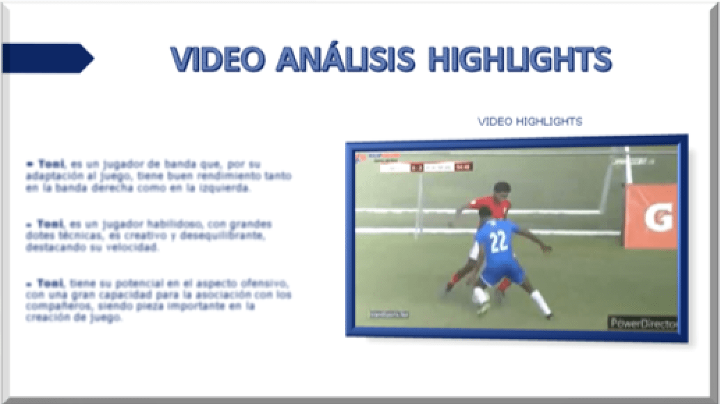 Video Análisis Básico